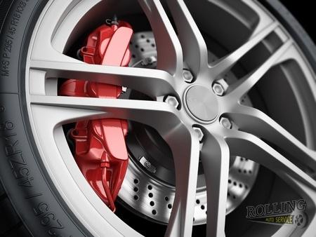 Brake Caliper Repair