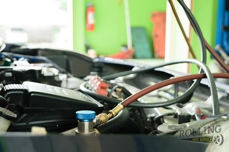 Car Air Conditioning Serivce