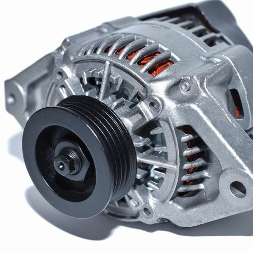 Alternator replacement