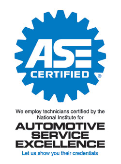 ASE Certified Automotive Service Excellence